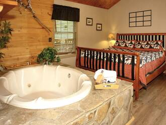 Sweet Retreat Gatlinburg Cabin Rental