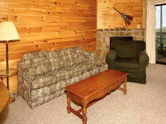 Ski View Condo #205 Cabin in Gatlinburg TN