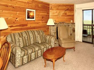Ski View Condo #307 Cabin in Gatlinburg TN