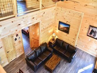 Morning Glory Cabin in Gatlinburg TN