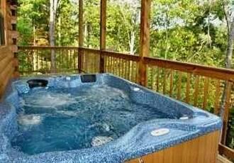 Big Bear Lodge Gatlinburg Cabin Rental