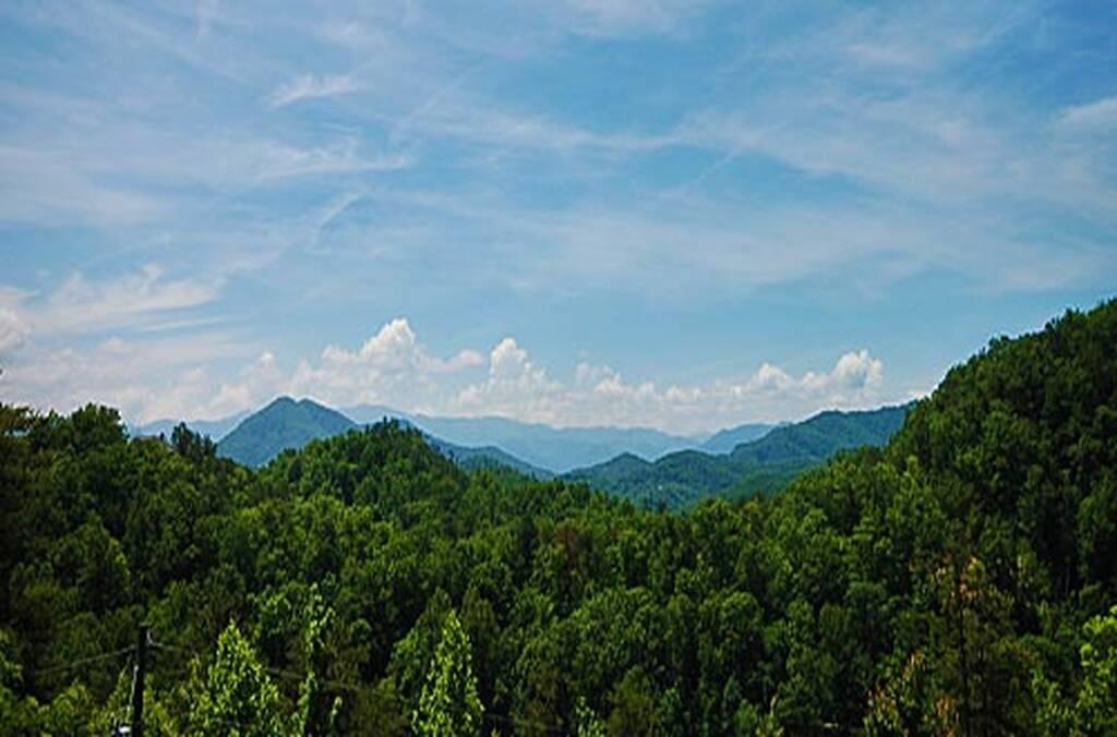 Awesome Mountain Views