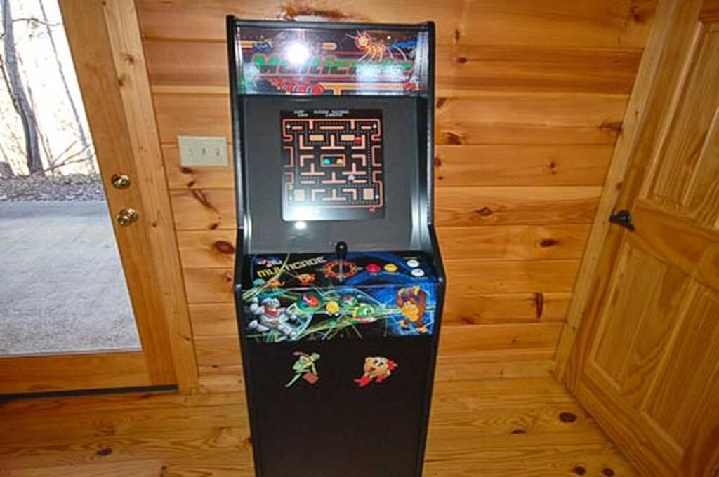 Multi-Game Arcade
