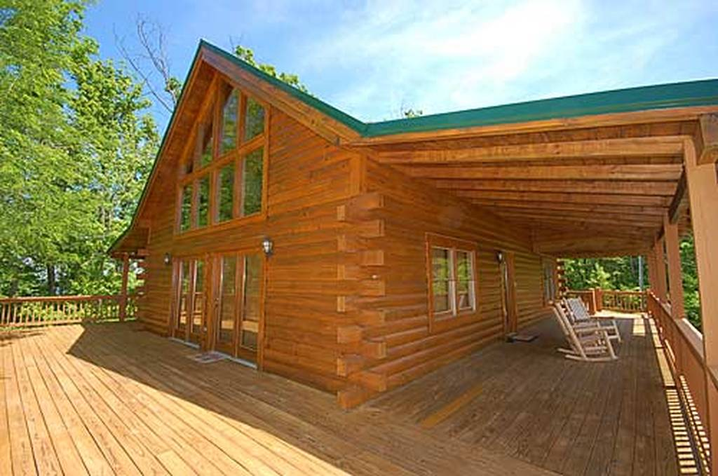 Black Bear Lodge Cabin