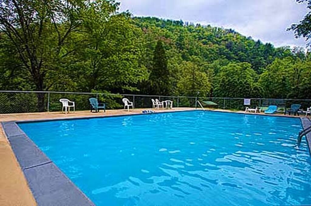 Free Community Pool Access