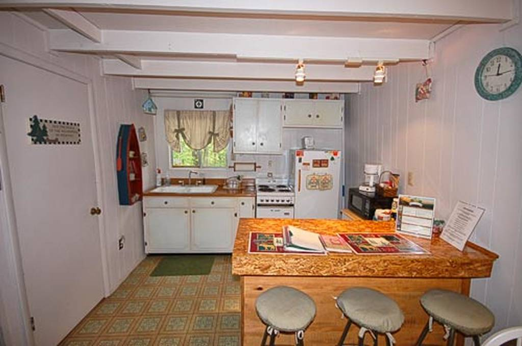 Kitchen for Dining In