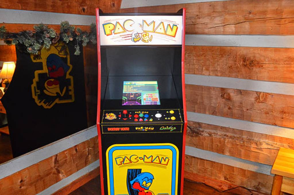 Multi-Game Arcade 400 Games