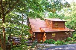 Smoky Mountain Visions Cabin