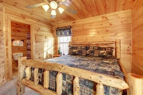 BEAR CRAZY 205 Cabin Rental