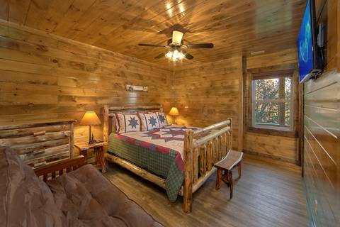 SPLASH MOUNTAIN Cabin Rental