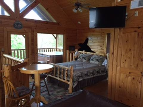 TIME WELL WASTED Cabin Rental