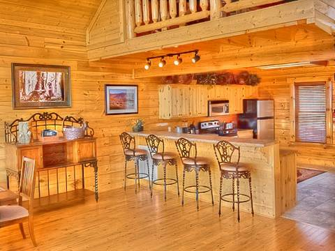 Preserve Resort Cabins In Wears Valley Cades Cove Vista