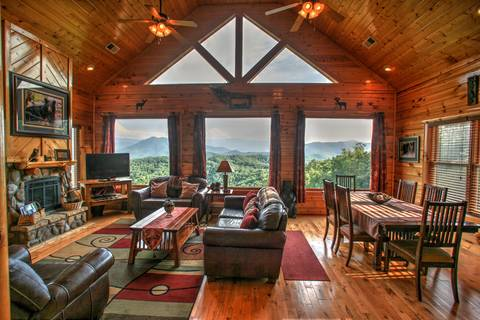 CADES COVE VISTA LODGE ...