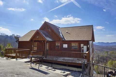 HEAVEN'S CORNER Cabin Rental