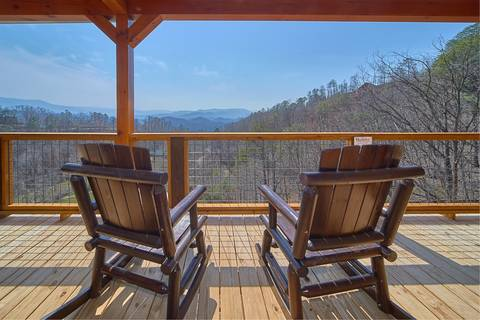 RESTFUL VIEW Cabin Rental