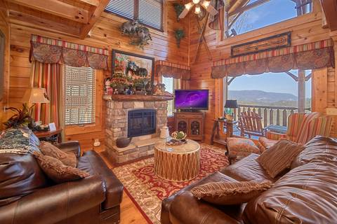 YOUR HAPPY PLACE 2 Bedroom Cabin Rental