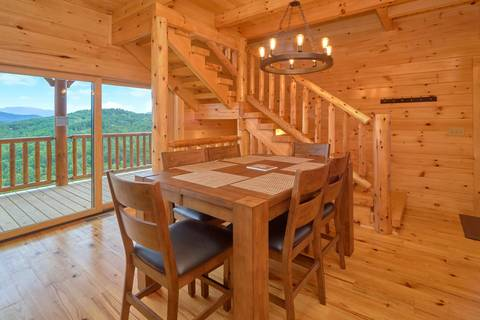 BEAR WITH ME Cabin Rental