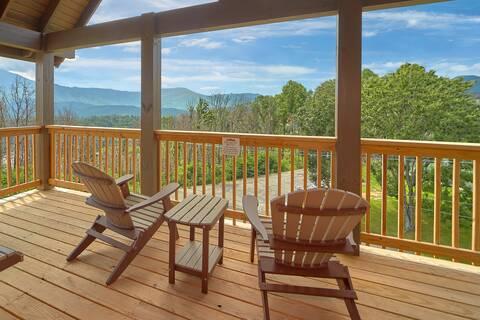 MOUNTAIN VIEW LODGE Cabin Rental