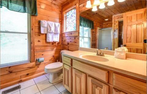 MOUNTAIN FLOWER Cabin Rental