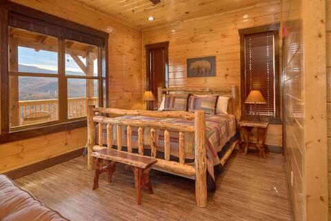 HIGHLANDS VIEW LODGE Cabin Rental