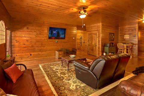CAMPFIRE MEMORIES  Cabin Rental