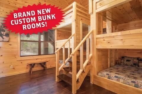 THE BIG MOOSE LODGE Cabin Rental