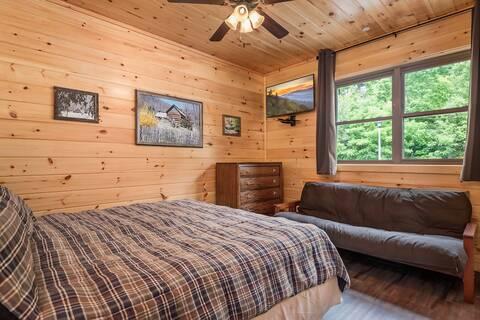 BIG VISTA LODGE Cabin Rental