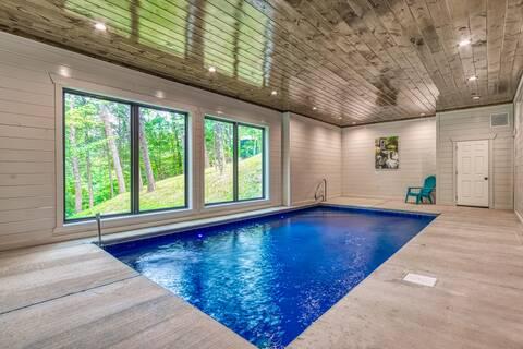 Cabins With Indoor Pool In Pigeon Forge Gatlinburg