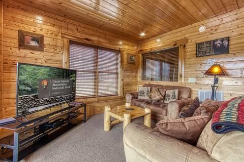 MYSTIC SUNRISE Cabin Rental