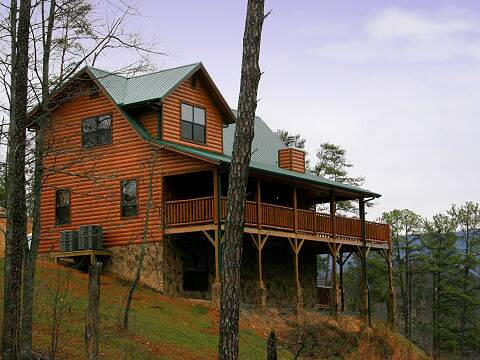 CAN'T BEAR TO LEAVE Cabin Rental