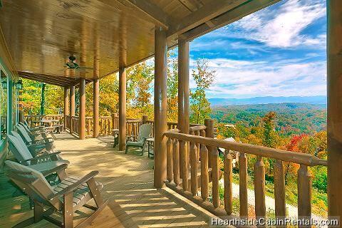 GRAND VIEW LODGE Cabin Rental