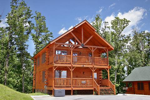 GRAND VIEW GETAWAY Cabin Rental