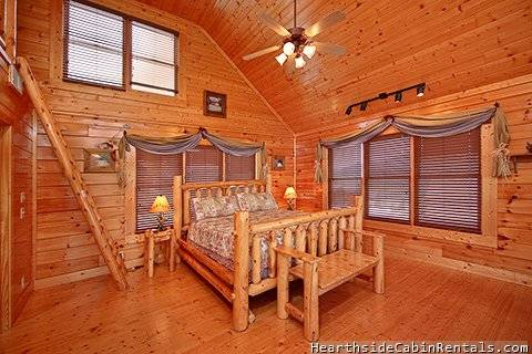 SMOKY MOUNTAIN HIGH Cabin Rental