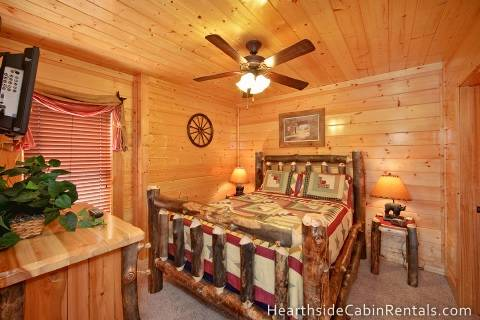 HEAVENLY VIEW Cabin Rental