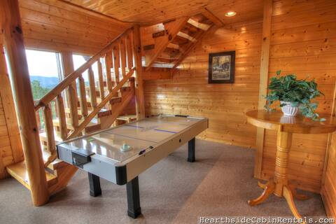 ESSENCE OF THE SMOKIES Cabin Rental