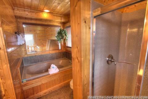 HEAVENLY INSPIRED Cabin Rental