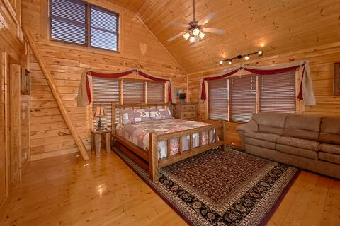 SKY HIGH Cabin Rental