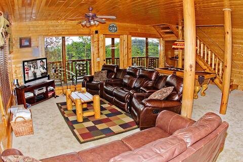 WHERE DREAMS BEGIN Cabin Rental