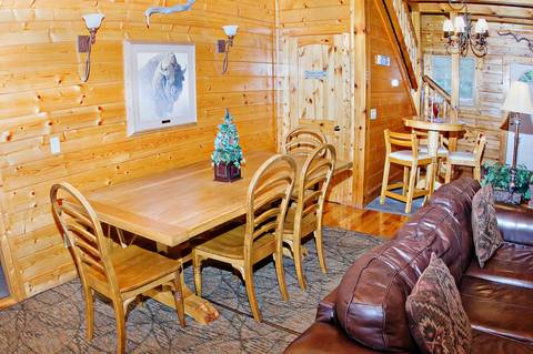 CLEAR VIEW   Cabin Rental