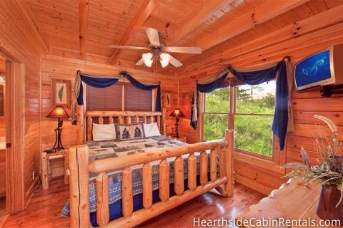 HIGH TIMBER RETREAT Cabin Rental
