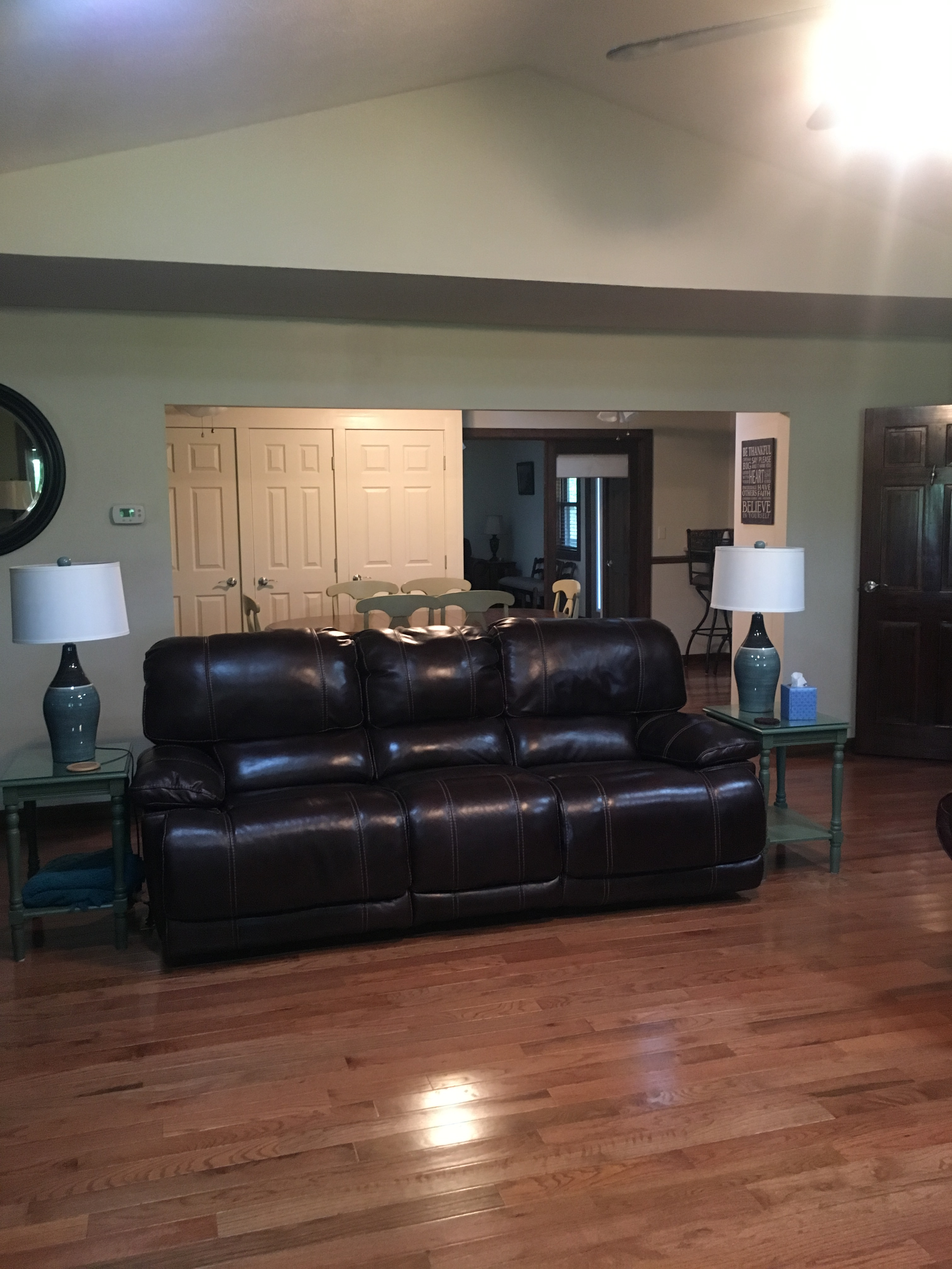 mountain aire 3 bedroom cabin located in