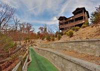 GOLF ON THUNDER MOUNTAIN