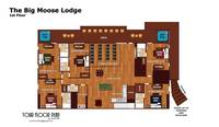 THE BIG MOOSE LODGE