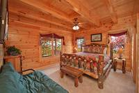12 bedroom cabin in Wears Valley with panoramic mountain view