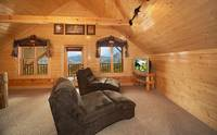 8 bedroom cabin in Pigeon Forge with childs' play area