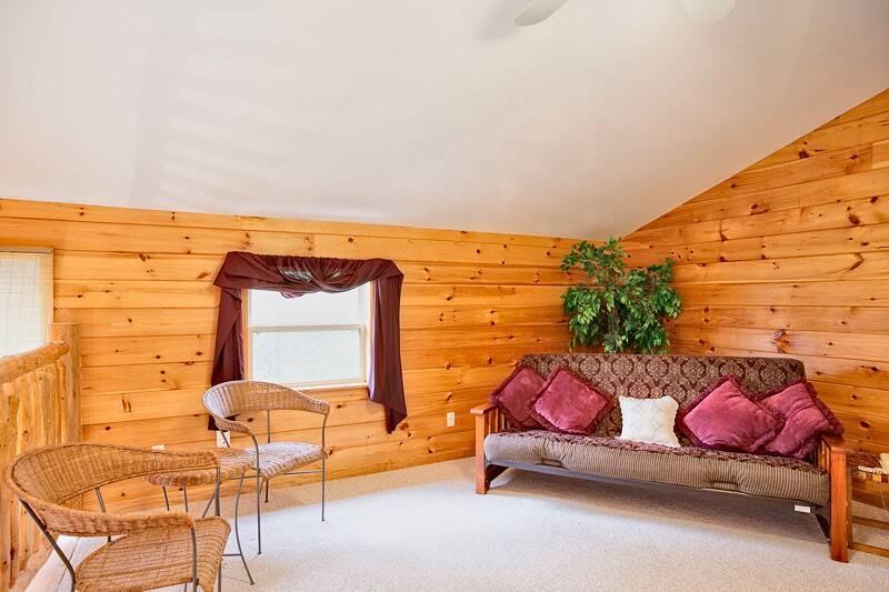 Monte Casa 1 Bedroom Cabin In Gatlinburg Tn