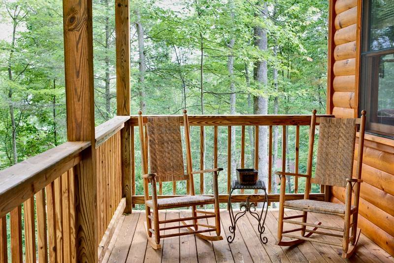 Cuddlers Paradise 1 Bedroom Cabin In Gatlinburg Tn