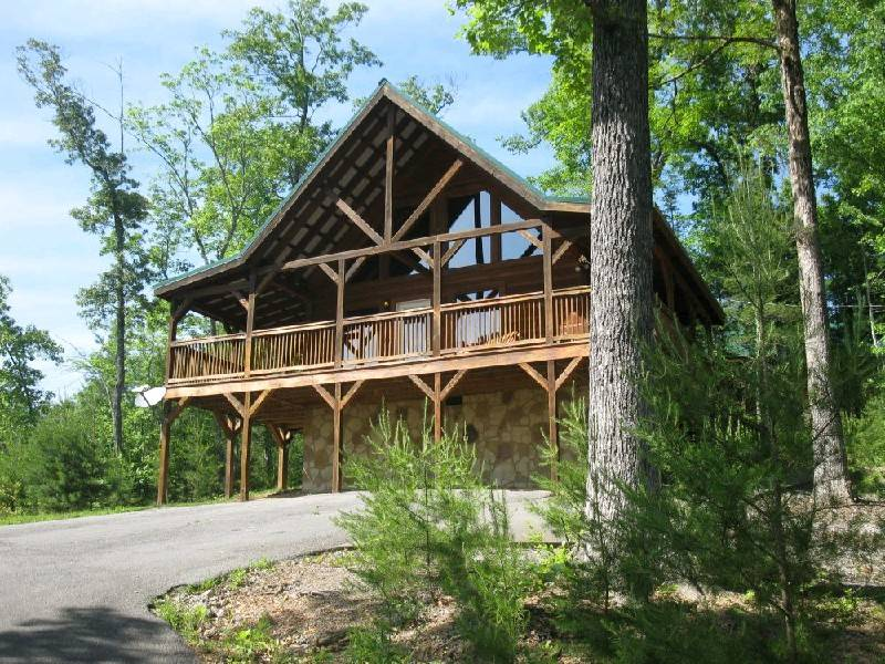 Mountain breeze 2 bedroom cabin in gatlinburg tn - 3 bedroom cabins in gatlinburg tn cheap ...