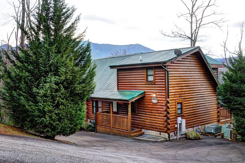Bearfoot lodge 3 bedroom cabin in gatlinburg tn - Bedroom cabins in gatlinburg ...