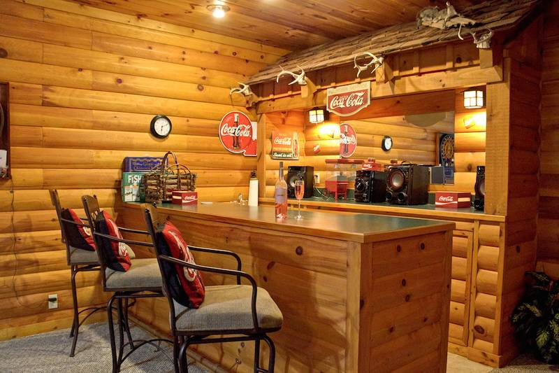 Wears Valley Cabin Rentals Smokey Trails Cabin 1